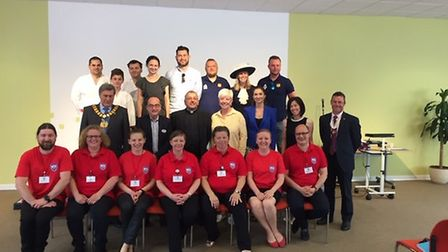 The 5th anniversary of the Polish Saturday School in Welwyn Garden City on June 30. Picture: Elena L