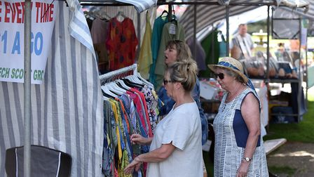 Wisbech Rose Fair 2019 is underway. Here's what the crowds have been getting up to so far. Picture: