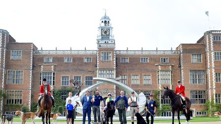 The Game Fair 2017 at Hatfield House. The festival of the British countryside returns to the Hertfor