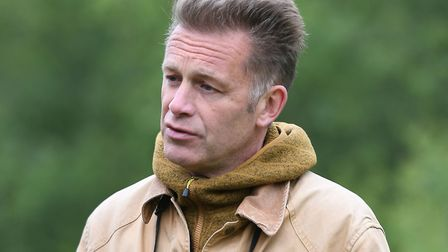 BBC Springwatch presenter Chris Packham. Picture: JOE GIDDENS / PA WIRE.