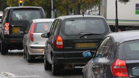 Hatfield traffic: There are delays of 15 to 20 minutes eastbound on the A414 and A1000 up to Hatfiel