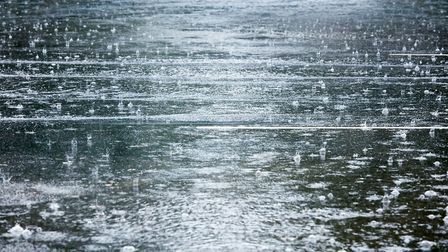 The Met Office issued a yellow weather warning for the East of England region on Sunday. Picture: Ge