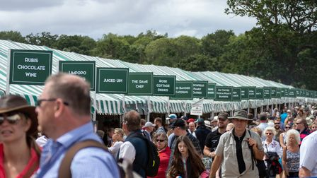 Totally Food at The Game Fair