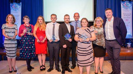 Welwyn Hatfield Times Community Awards 2019, Winners: Picture Cathy Benucci Photography