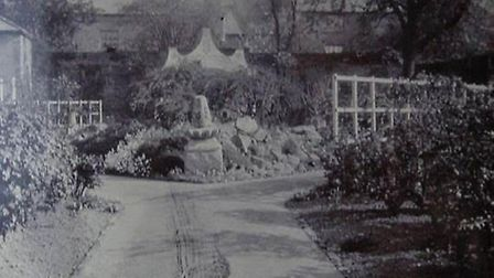 A lost Victorian garden feature is being restored by a team at Peckover House in Wisbech – but they