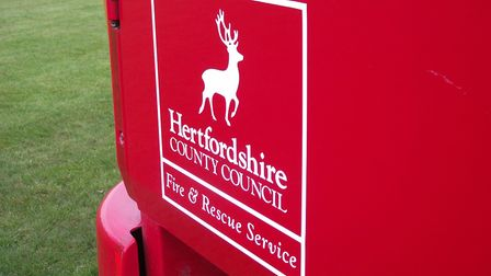 Hertfordshire Fire and Rescue Service. Picture: Archant.