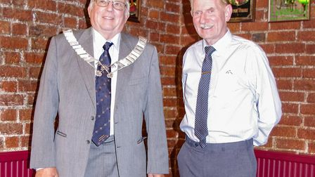 Andy Ketley from The Fenland Archaeological Society spoke about The Rumours of Wisbech Tunnels at th