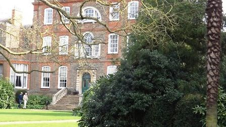 Peckover House in Wisbech is holding an Alice in Wonderland's Mad Hatter tea party later this month