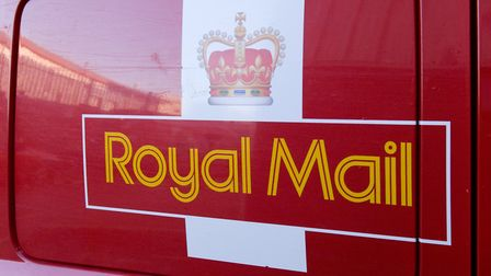 Royal Mail. Picture: Paul Green.