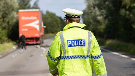 Roy Grainger and his wife Michele were killed after they were involved in a head-on crash with a HGV