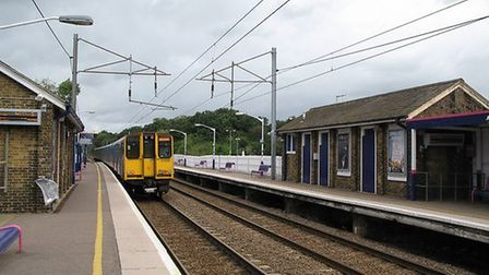 Cuffley Railway Station. Picture: Wikipedia Commons/Mike Quinn.