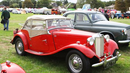 Ashwell Show 2018 - Classic cars on show. Picture: Karyn Haddon