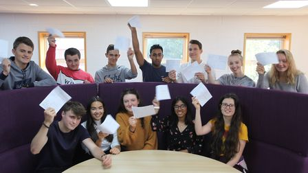 Ninety per cent of Wisbech Grammar School students achieved Grades 9 to 4 in their GCSEs this year.