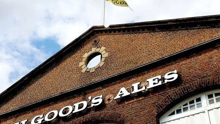 A competition is being held by Elgood's for punters to design a new flag to fly above the landmark W