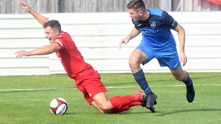 Wisbech Town 2 Ely City 2; result from the FA Cup clash between the two sides at the Elgoods Fenland