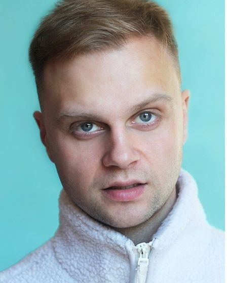 Actor Joseph Connolly from Wisbech is playing one of the leading roles in a four-star London play al