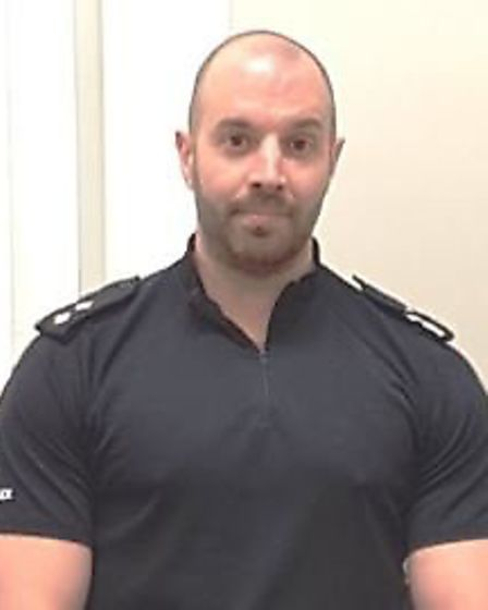 Inspector Ian Lombardo (pictured) who is calling for more people to report crime in the Fens to help
