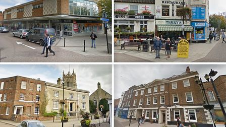 Locations in Wisbech where you can refill your water bottle for free thanks to a new scheme led by C