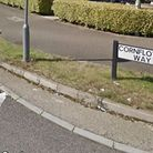 Travellers have camped on Cornflower Way in Hatfield. Picture: Google Maps