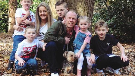 The Woods family (pictured) lost their £3,000 Thomas Cook holiday but have since been offered a life