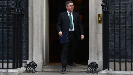 Justice Secretary Robert Buckland has refused to rule out a second prorogation of parliament. Pictur