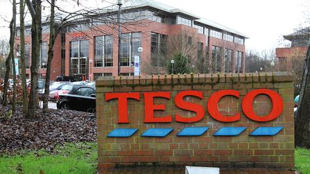 Tesco Headquarters on Shire park. Picture: DANNY LOO.