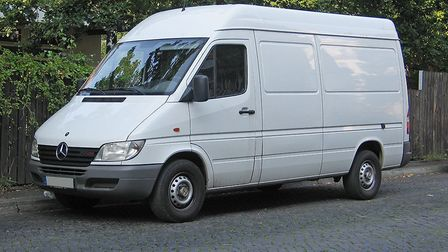 There has been a rise in thefts from vans in the Welwyn Hatfield area. Picture: Wikipedia Commons