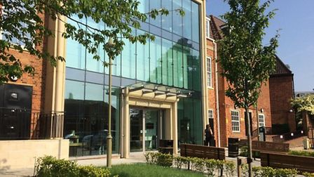 Welwyn Hatfield Borough Council offices. Picture: Archant