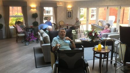 Pub, salon, spa and 14 extra bedrooms among new modern features at Lyncroft care home in Wisbech fol