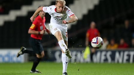 Former Man Utd player Luke Chadwick (pictured) is visiting the Isleham United Youth Football Club in