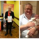 Mike Jefferies from Welwyn Garden City lost 11 and a half stone with Slimming World. Picture: Suppli
