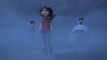 Abominable is another eye-popping animated adventure from DreamWorks. Picture: LIGHT CINEMA WISBECH.