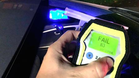 Man arrested for drink-driving in Wisbech says he hadn't been drinking after he was spotted speeding