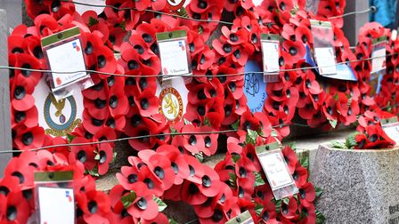 2019 Wisbech remembers: The town came out in huge numbers to pay their respects for Remembrance Sund