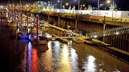 Calls for tougher security at Wisbech yacht harbour after another break-in. Picture: ARCHANT