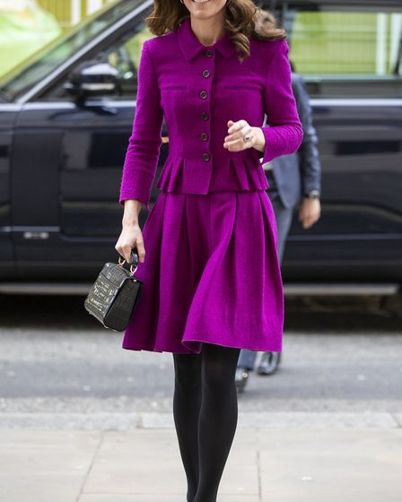 The Duchess of Cambridge, Kate Middleton, was spotted by a Norfolk mum shopping in Sainsbury's super
