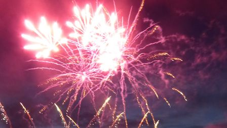 Fireworks displays will take place across Hertfordshire for Bonfire Night 2019. Picture: Alan Davies