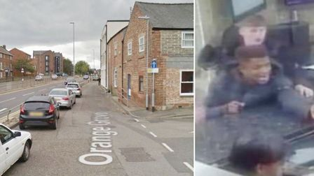 One of the victims of a vicious attack in Orange Grove, Wisbech, believes those responsible are the
