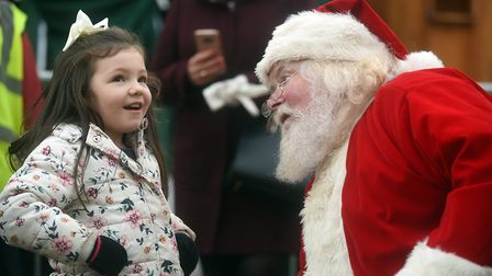 Festive cheer descended on Wisbech for the annual Christmas lights switch on last year and will do s