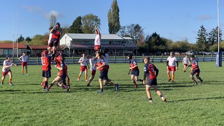 Action from Wisbech under-18s clash with Cambridge