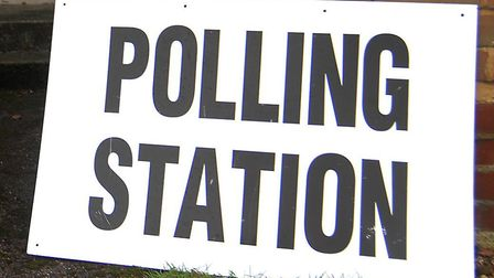 Polling station. Picture: Archant.