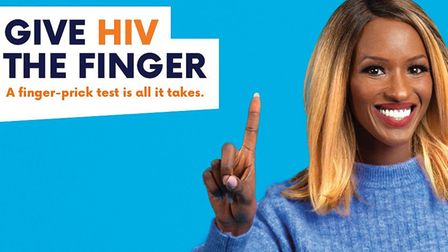 Free HIV tests to take place in Wisbech. Picture: THT