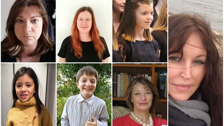 The finalists in this year's Fenland Poet Laureate Awards have been revealed ahead of the final held
