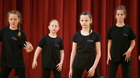 Dance school LJ Dance is set to bring musical magic to Wisbech later this week. Picture: IAN CARTER