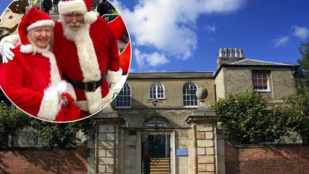 Santa wars in Wisbech as Wisbech Castle launch a Christmas grotto on the same day as the Wisbech Lio