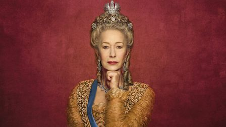 Catherine The Great starring Dame Helen Mirren. Picture: Ali Painter.