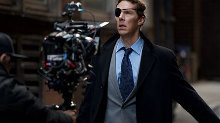Benedict Cumberbatch in Patrick Melrose. Picture: Justin Downing SKY /SHOWTIME