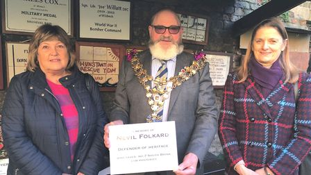 A commemoration day was held in Wisbech to celebrate the birth of the town's social reformer Octavia