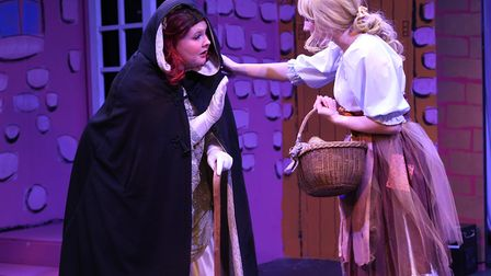The Angles Theatres in-house drama group Ratz bring the classic fairytale story of Cinderella to lif
