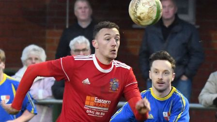 Sam Murphy could be set for a Wisbech Town return. Picture: IAN CARTER